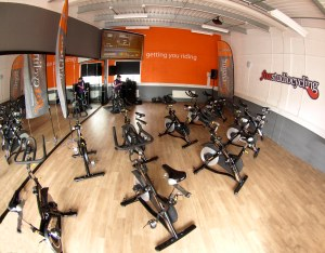Studio cycling is a great way to get fast results - and to maintain your fitness.
