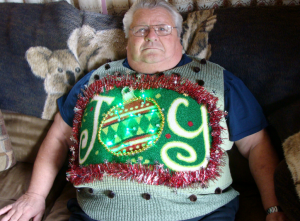 http://www.myuglychristmassweater.com/pages/about-my-ugly-christmas-sweater.