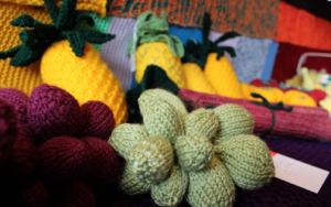 http://www.craftsinstitute.com/knitting/features/events/expressions-charity-art-event.aspx